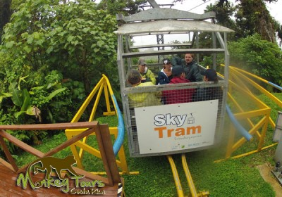 best cloud forest tour costa rica