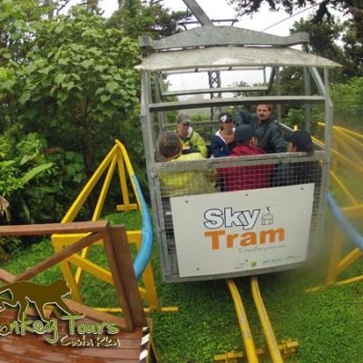 best cloud forest tour costa rica