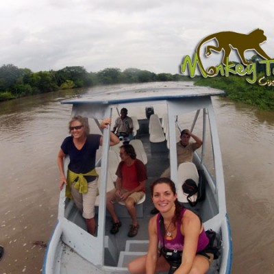 Photographed tours with Monkey Tours at all times!