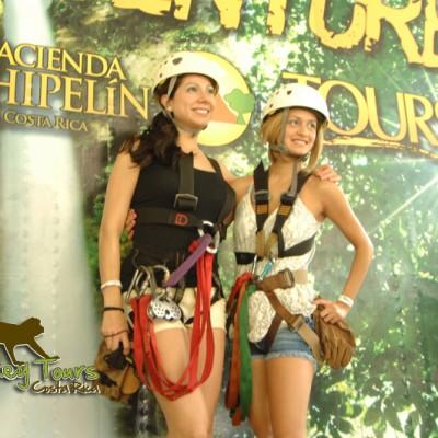 Enjoy activities guachipelin