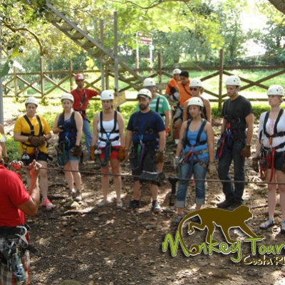 guachipelin hacienda trip