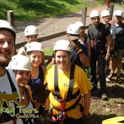 guachipelin tubing adventure