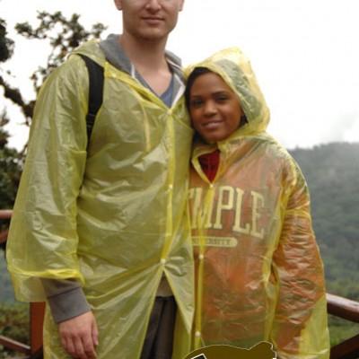 rain in monteverde
