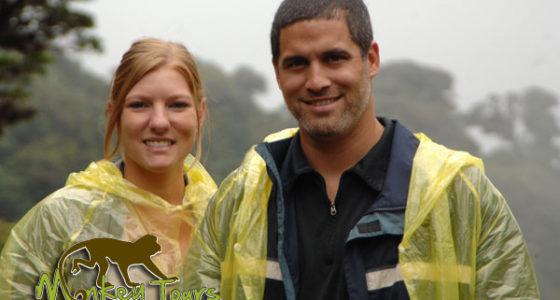 rain in monteverde couple