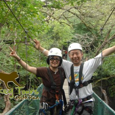 bridges monteverde trip
