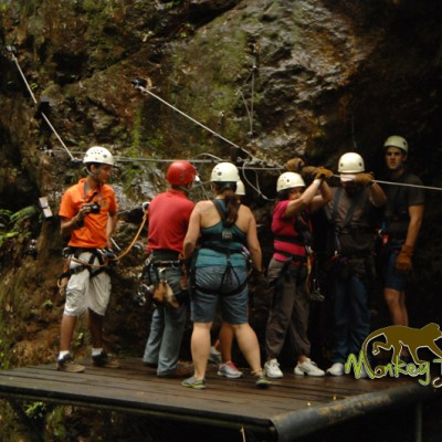 costa rica monkey tours adventure