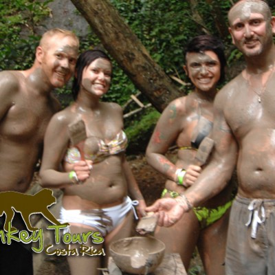 mud bath friends travel