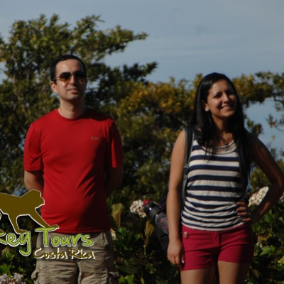 Friendship tours with Monkey Tours through Costa Rica