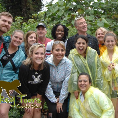 family tours with Costa Rica Monkey Tours in Central America