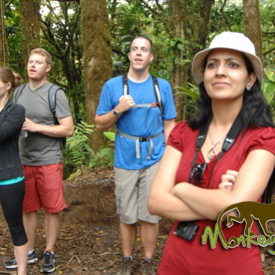 Safety first in the tours with Costa Rica Monkey Tours