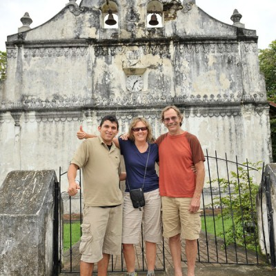 Nicoya town, Guanacaste Peninsula, oldest church of Costa Rica