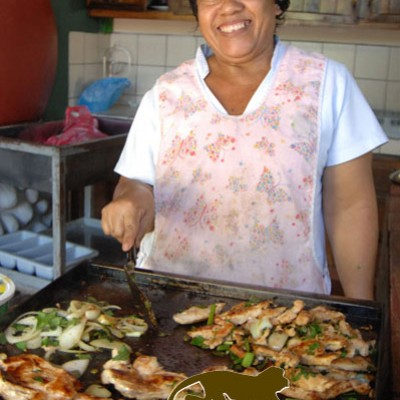Healthy cooking in Costa Rica