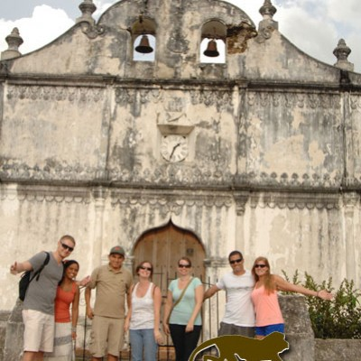 Nicoya, Costa Rica historic tour