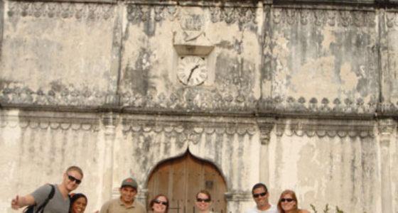 Nicoya, Costa Rica historic tour