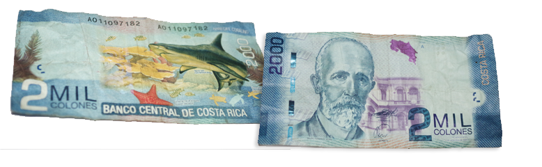 Currency Costa Rica