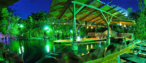 Costa Rica Hot Springs Hotel