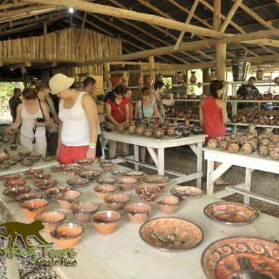 Discover Guaitil Pottery town