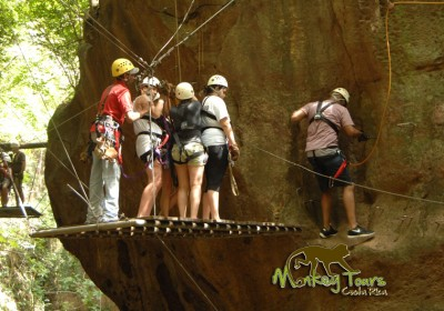 Costa Rica Adventure Tours with Monkey Tours
