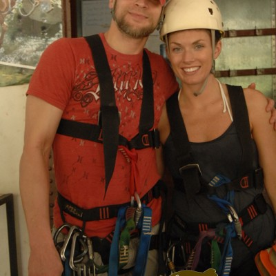 Costa Rica Canopy Couple Tours