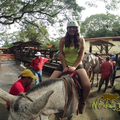 Hacienda Guachipelin Horse Riding