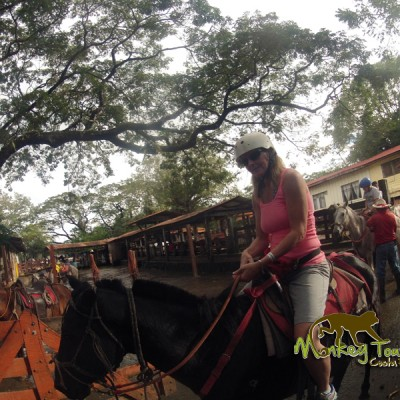 Horseback Riding in Costa Rica Guachipelin