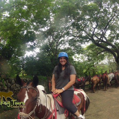 Horseback in Costa Rica