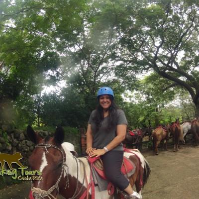 Horseback in Costa Rica