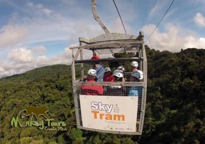 Sky Tram Monteverde Costa Rica