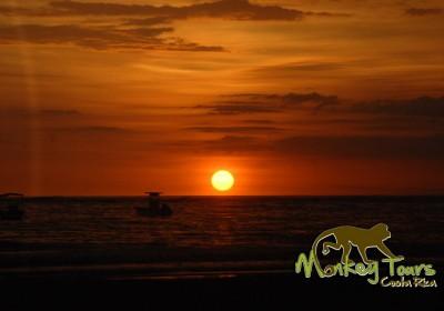 Sunrise Guanacaste Costa Rica
