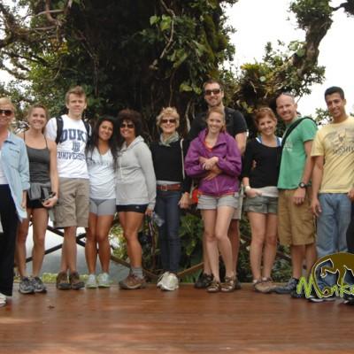Tourisim Costa Rica