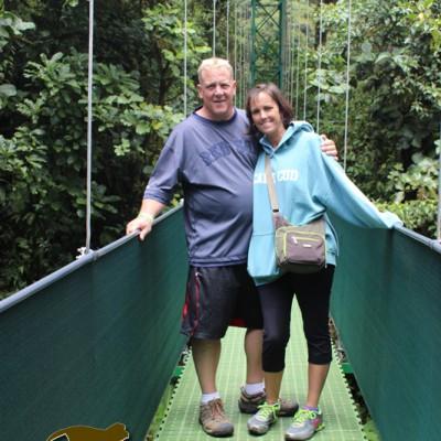 hanging bridges monteverde tours