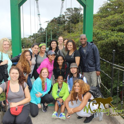 Costa rica group tour