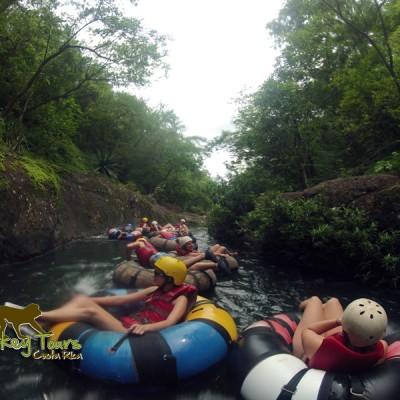 River tubing adventure