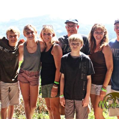 costa rica family tourism