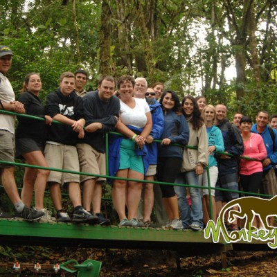 Green Travel group monteverde