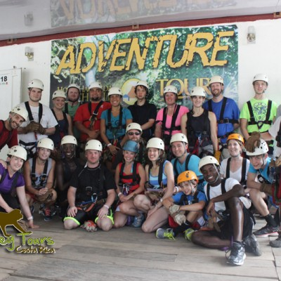 group adventure costa rica