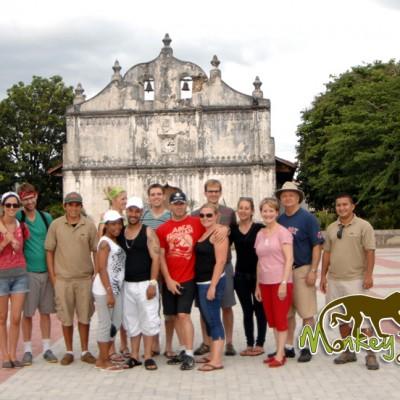 grupo monkey church nicoya