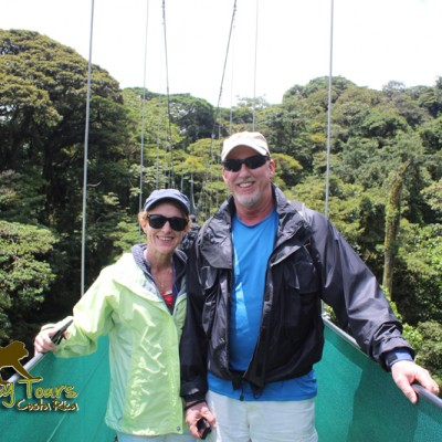 hanging bridges costa rica montverde