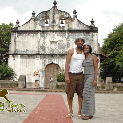 Colonial Church in Nicoya