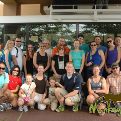 Day 1 with Costa Rica Monkey Tours