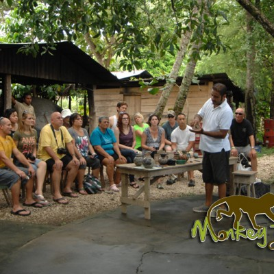 Learn about the Guaitil pottery in Costa Rica with Monkey Tours