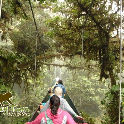 monteverde costa rica tour
