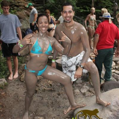 natural exfoliation in costa rica