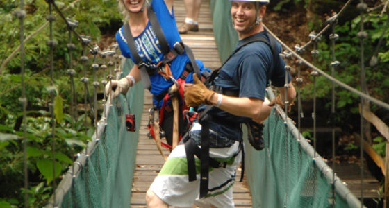 Hanging Bridges Monteverde