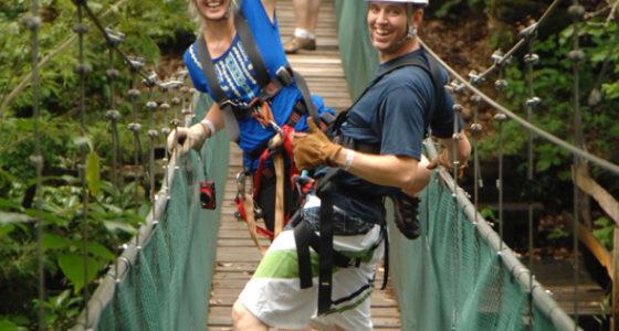 Hanging Bridges Monteverde