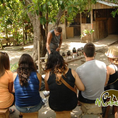 Learning about Costa Rica