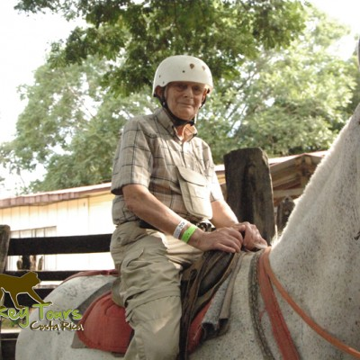 Horse back riding in Costa Rica vacations