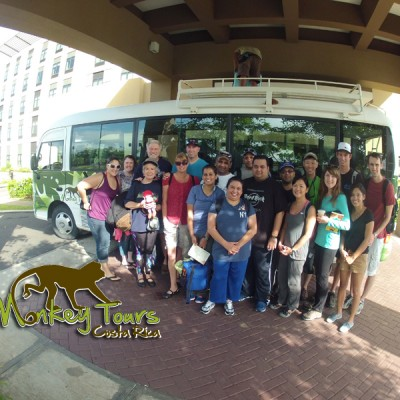 Costa Rica adventure vacations with an amazing crew