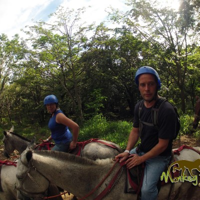 Horseback Riding Tours with Costa Rica Monkey Tours