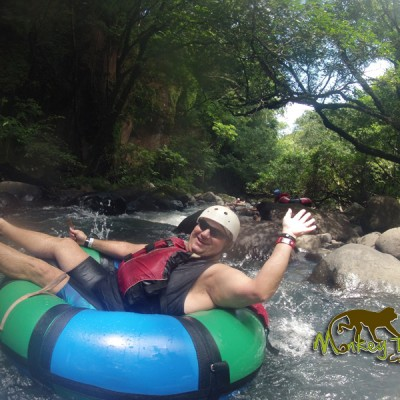 Tubing Experience in Costa Rica